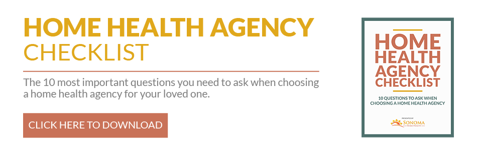 home health agency checklist pdf