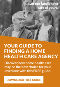 Download Our Guide to Finding a Home Health Care Agency
